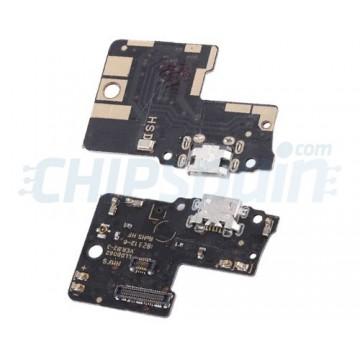 Connector Flex Carregamento e Microfone Xiaomi Redmi S2