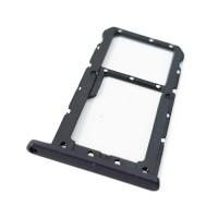SIM & Micro SD Card Tray Huawei P20 Lite ANE-LX1 Black
