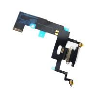 Cabo flex Carregamento Lightning e Microfone iPhone XR A2105 Preto