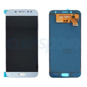Ecrã Tátil TFT Samsung Galaxy J7 2017 J730 Azul