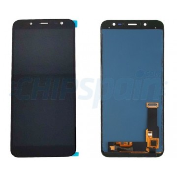 Pantalla Samsung Galaxy J6 2018 J600 TFT Completa Negro