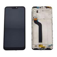 Pantalla Xiaomi Mi A2 Lite (Redmi 6 Pro) Completa con Marco Negro
