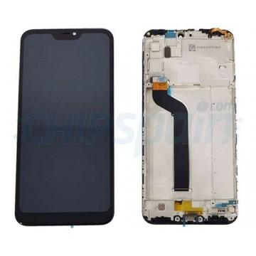 Ecrã Tátil Completo Xiaomi Mi A2 Lite (Redmi 6 Pro) com Moldura Preto