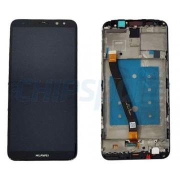 Pantalla Huawei Mate 10 Lite Completa con Marco Negro RNE-L21