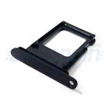 Bandeja Dual SIM iPhone XR A2105 Negro