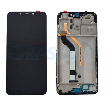 LCD Screen + Touch Screen Xiaomi PocoPhone F1 Black with Frame