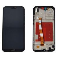 Pantalla Huawei P20 Lite Completa con Marco Negro ANE-LX1