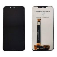 Tela Cheia Nokia 8.1 / X7 / 7.1 Plus Preto
