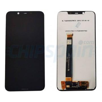 Pantalla Nokia 8.1 / X7 / 7.1 Plus Completa Negro