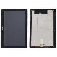 Ecrã Tátil Completo Lenovo Tab 2 A10-30 TB2-X30F Preto