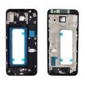 LCD Screen Moldura Frontal Samsung Galaxy J4 Core J410 / J4 Plus J415 Preto
