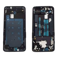 Front Frame LCD Screen OnePlus 6T Black
