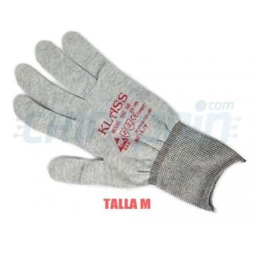 Luvas Antiestáticas Repair Pack 10 Pares Tamanho M
