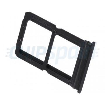 Bandeja Dual SIM OnePlus 6T Negro