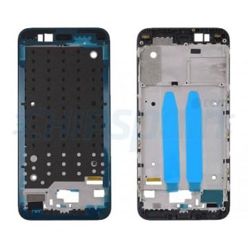 LCD Screen Moldura Frontal Xiaomi Mi A1 - Mi 5X Preto