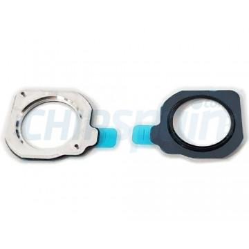 Home Botão Protetor Anel Protetor Huawei P Smart Plus INE-LX1 / Nova 3i Preto