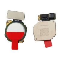 Botón Home Huawei Mate 10 Lite RNE-L01 RNE-L21 Blanco