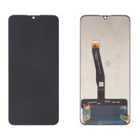 Ecrã Tátil Completo Huawei P20 Lite / Nova 4e Preto