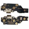 Connector Flex Carregamento e Microfone Nokia 5.1 Plus / Nokia X5