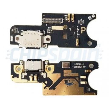 Connector Flex Carregamento e Microfone Xiaomi Pocophone F1