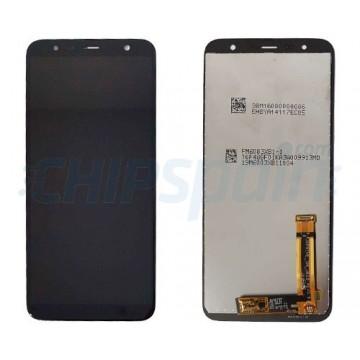 Pantalla Samsung Galaxy J6 Plus 2018 J610 / J4 Plus 2018 J415 Completa Negro