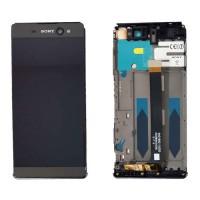 Pantalla Sony Xperia XA Ultra / C6 Completa con Marco Negro