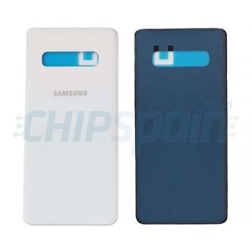 Tampa Traseira Bateria Samsung Galaxy S10 Plus G975F Branco