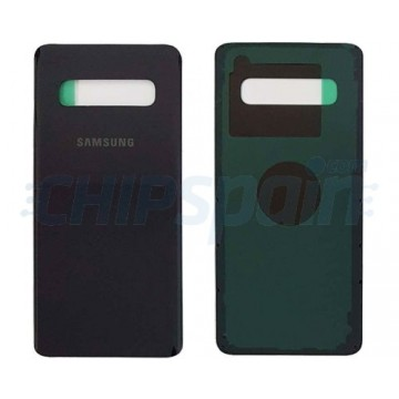 Tampa Traseira Bateria Samsung Galaxy S10 G973F Preto