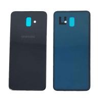 Tapa Trasera Batería Samsung Galaxy J6 Plus J610 Negro