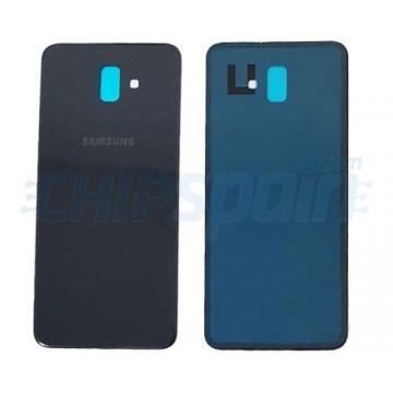 Tampa Traseira Bateria Samsung Galaxy J6 Plus J610 Preto