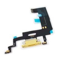 Flex Conector Carga Lightning y Micrófono iPhone XR A2105 Amarillo