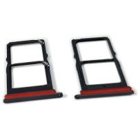 Dual SIM Card Tray Huawei P30 Black