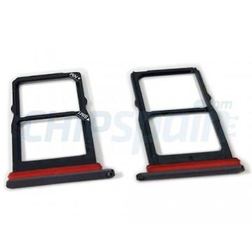 Dual Tabuleiro para cartão SIM Huawei P30 Preto