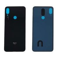 Tapa Trasera Batería Xiaomi Redmi Note 7 Negro