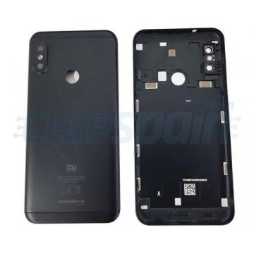 Tapa Trasera Batería Xiaomi Mi A2 Lite (Redmi 6 Pro) Negro