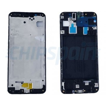 Marco Frontal Pantalla LCD Samsung Galaxy A30 A305 Negro
