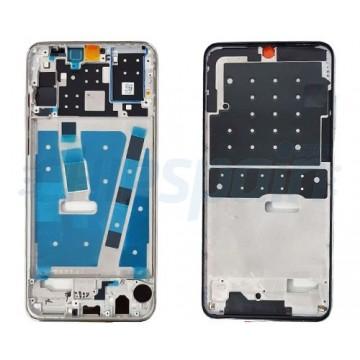 LCD Screen Moldura Frontal Huawei P30 Lite Prata