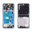 LCD Screen Moldura Frontal Huawei P30 Lite Azul