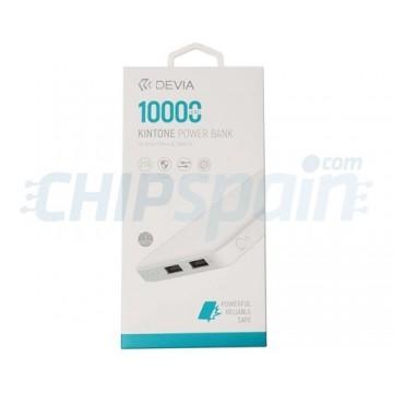 Powerbank 10000mAh Devia Premium Blanco