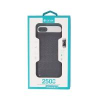 Capa iPhone 8 iPhone 7 com Bateria Recarregável Preto Devia Premium