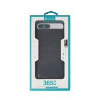 Funda Bateria iPhone 8 Plus iPhone 7 Plus Recargable 3650mAh Negro Devia Premium
