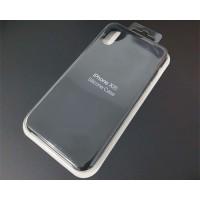 Capa iPhone XR Silicone Premium Preto