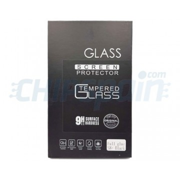 Protector Pantalla Cristal Templado Samsung Galaxy S8 Plus Negro Premium
