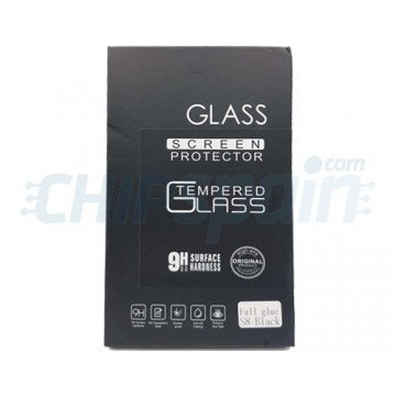 Screen Protector Tempered Glass Samsung Galaxy S8 Black Premium