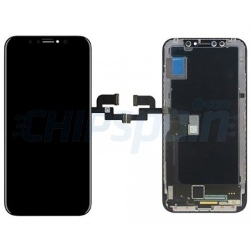 LCD Screen and Digitizer iPhone X A1901 OLED Black