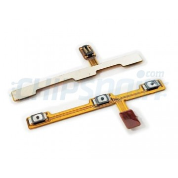 Flex de Ligar, Desligar e Volume Huawei P10 Lite