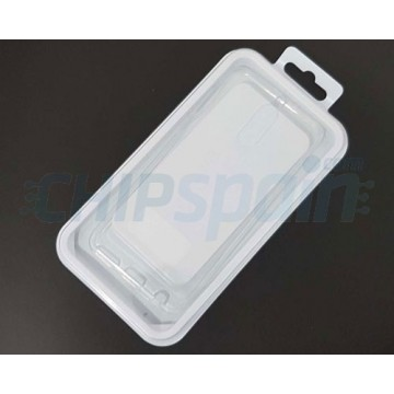 Capa Huawei Mate 10 Lite Silicone Transparente