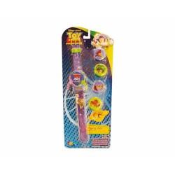 Toy Story: Reloj Digital Lanza Discos