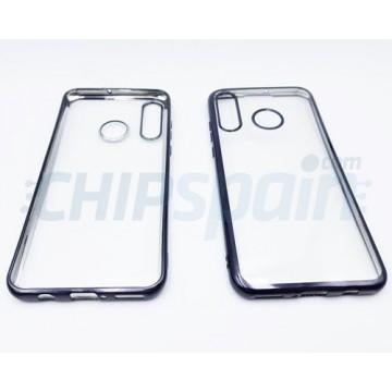Funda Huawei P30 Lite Ultra-Fina de TPU Negra