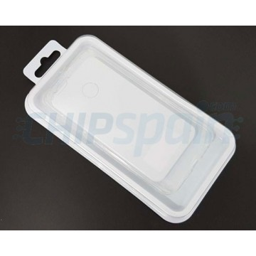 Capa Xiaomi Mi A1 Silicone Transparente